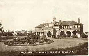 Kenmore Psychiatric Hospital (Kenmore Asylum), Goulburn, decommissioned in 2003.
