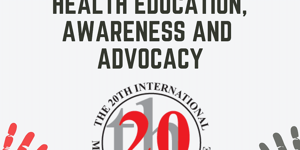 20th International Mental Health Conference