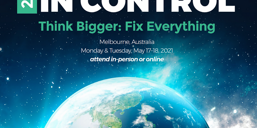 Communities In Control - The Conference