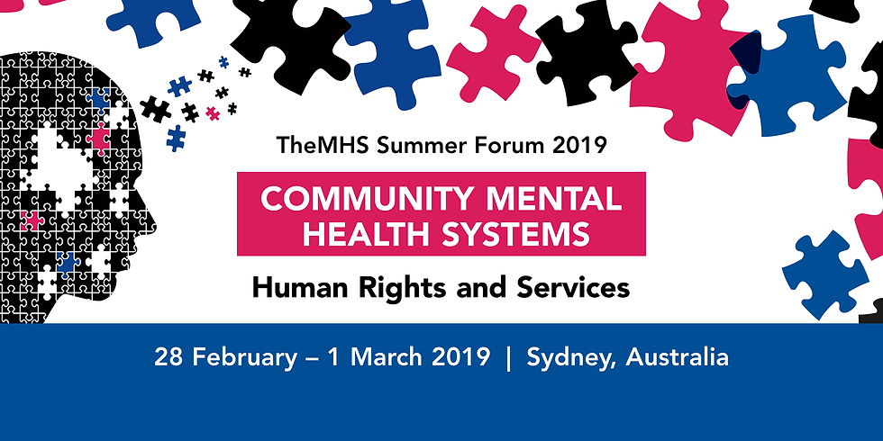 21st THEMHS Summer Forum