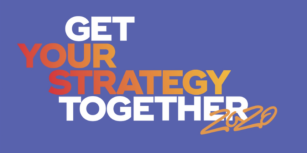 Get Your Strategy Together NDIS Conference