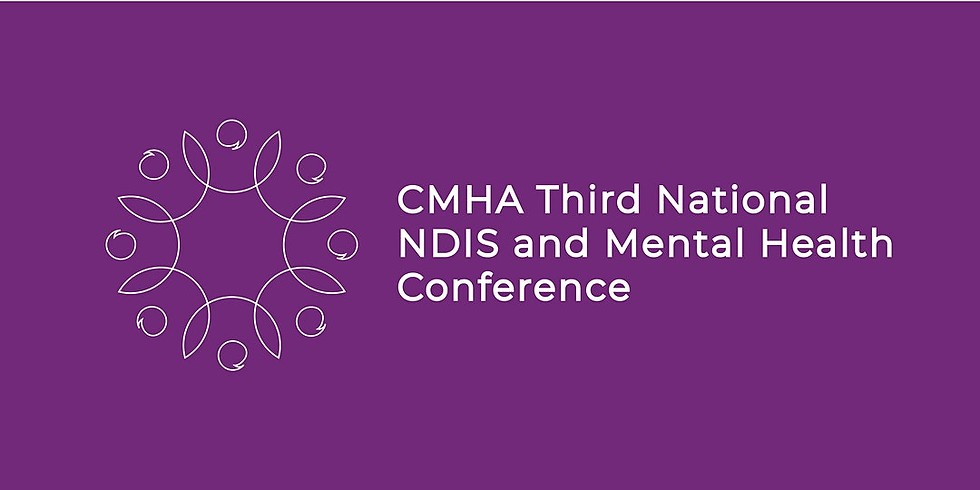 CMHA – Third National NDIS and Mental Health Conference