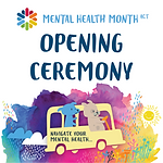 Mental Health Month Opening Ceremony