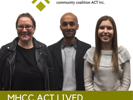 Lived Experience Committee Help Guide MHCC ACT Decision Making and Advocacy