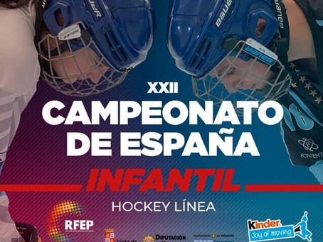 Los Campeonatos de España infantil y junior cierran la temporada
