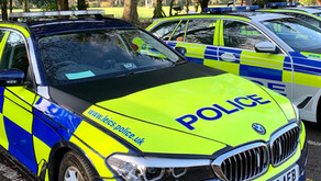 Leicestershire Police Global Road safety week