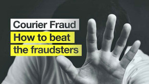 Police issue warning about courier fraud
