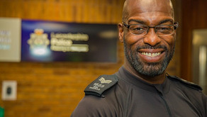 Saying goodbye (and hello) to one of Leicestershire's finest officers