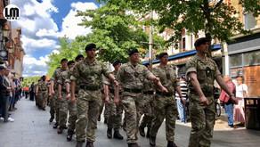 Online celebration marks Armed Forces Day 2021