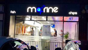 Review of The Marine Fish and Chip Shop