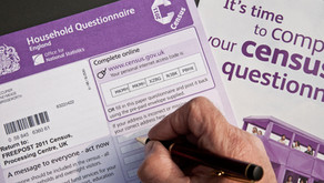 CENSUS 2021. You must complete the census by law