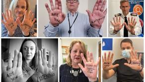 Child exploitation campaign reaches 3.5 million people