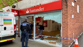 Cash stolen in Oadby robbery