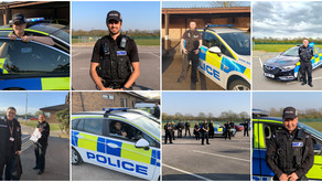 Leicestershire Specials step up to support force