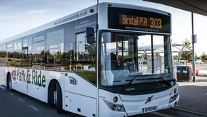 Park & Ride every day in Leicester this December