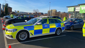 LEICESTERSHIRE POLICE XMAS AND NEW YEAR DRINK/DRUG-DRIVE CAMPAIGN.