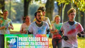 Pride Colour Run 2018