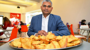 Like Samosa's then you will love National Samosa week in April