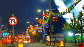 Leicester gets set for a dazzling Diwali