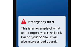Emergency Alerts is a new service from the UK government. It's expected to launch in summer 2021.