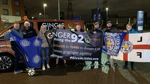 Go GINGER at King Power Stadium in Aid of FareShare