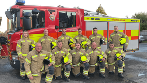 Firefighters to Conquer Mount Snowdon