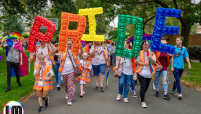 HSBC U.K. supported Leicester Pride