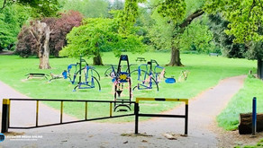 Outdoor gyms now fully reopened in city