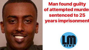 Man found guilty of attempted murder sentenced to 25 years imprisonment