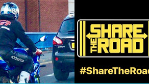 Share the Road  campaign