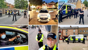 Patrols continue as another busy weekend expected