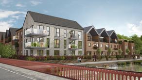 Work begins on 300 new homes at Waterside