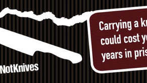 Force begins a week of knife crime action as part of planned national operation  #LivesNotKnives