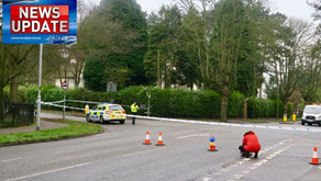 Pedestrian dead after being hit by Car in Oadby Leicester.