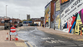 New link road to open in Leicester on Sunday (18th)