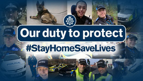 Message from the chief constable, Our duty to protect