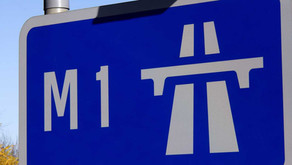 Investigation continuing following multiple-vehicle M1 collision