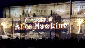 Alice Hawkins The Suffragette