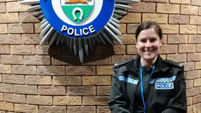 PC Merry's wish comes true this Christmas