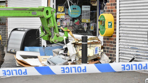 Cash machine attacked in Scraptoft
