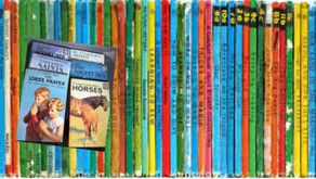 Step back into the world of Ladybird Books from the 1970s and 1980s