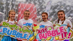 Rainbows Bubble Rush