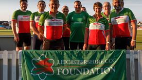 Riders complete 80-mile inaugural charity bike ride