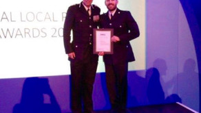 PC wins National Award for Community Police Officer of the year