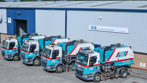 Depot switch sparks move to recruit sweeper drivers