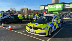 December drink drug drive campaign launch