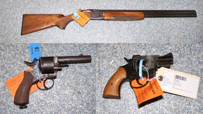 Leicestershire Police share results from Firearms Surrender