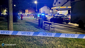 Man stabbed in Leicester