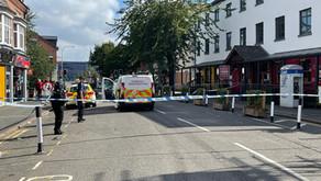 Man seriously injured after city centre assault