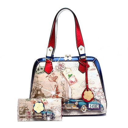 Cloude Stage Designer Bags for Women Handbag